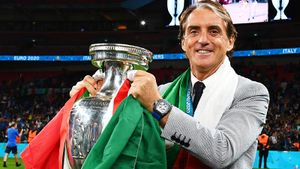 «Да он вообще не тренер». Дзюба смеялся над Манчини за работу в «Зените»— что скажет теперь, глядя на его Италию?