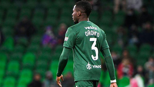 Провальная аренда от «Краснодара». Ойонго травмировался в первом же матче, получил зарплату до конца сезона и уехал