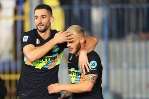 «Интер» одержал победу над «Эмполи». «Лацио» обыграл «Фиорентину»