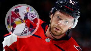 Засадил клюшкой между ног! Русского хоккеиста вывел из себя молодой канадец, теперь Кузнецова накажут?
