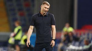 Отец Влашича: «При Березуцком тренировки ЦСКА не отличались высокой интенсивностью»