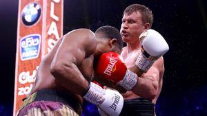 40-летний Поветкин нокаутировал Уайта с одного удара. До этого русский боксер пережил два нокдауна