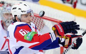 «Локомотив» объявил о возвращении Анисимова
