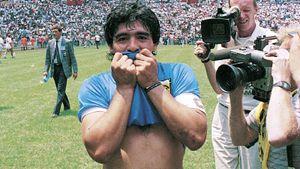 Самый великий матч в карьере Марадоны. Его голы Англии будут помнить всегда: видео