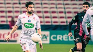 «Монако» выбил «Ниццу» из Кубка Франции. Головин вышел на замену на 80-й минуте