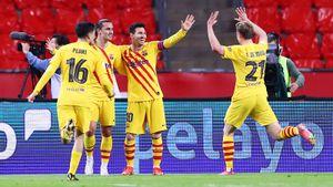 «Барселона» разгромила «Атлетик» и в 31-й раз завоевала Кубок Испании