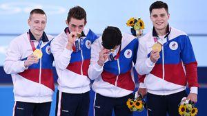 Влог чемпиона Олимпиады Нагорного из Токио: «ерунда» от украинцев, картонные кровати, победные эмоции