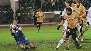 Сумасшедший гол «Ювентуса» «Зениту» в Лиге чемпионов! Он сблизил нашего вратаря с Дель Пьеро