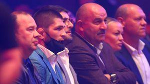 Черчесов готов обсудить с Нурмагомедовым возможность тренировок в составе сборной России