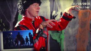 Зинченко стал Майклом Джексоном, Мхитарян — звездой хоррора. Футбольные пранки на Хеллоуин