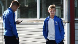 16-летний Пиняев может перейти в «Рубин». Его связывали с «Манчестер Юнайтед» и «Барселоной»