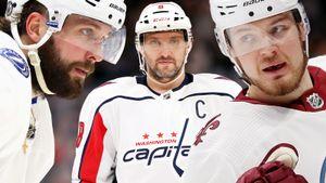 У Овечкина начнется спад, Кучеров и Ничушкин поспорят за Кубок Стэнли. Прогнозы экспертов на сезон НХЛ