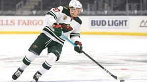 Капризова признали главной звездой недели в НХЛ. А он впервые не набрал очков и провожал глазами решающую шайбу