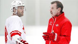 Знарок начал репрессии в «Спартаке». Он выгнал чемпиона мира, но тренера подставляет швед Херсли
