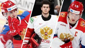 В Америке переоценивают русскую молодежь? 5 игроков сборной России из первого раунда драфта НХЛ провалили МЧМ