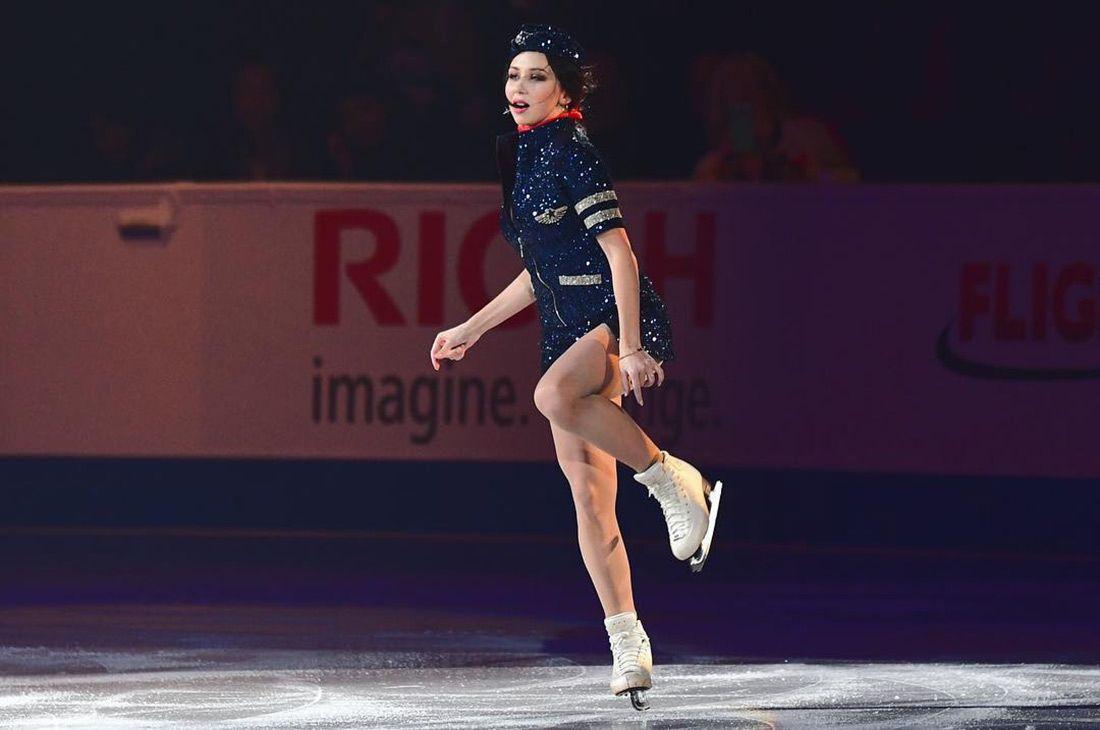 Российская фигуристка лидирует на Гран-при Skate Canada