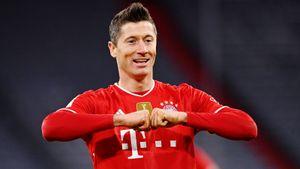 «Бавария» обыграла «Боруссию» Д, отыгравшись с 0:2. Левандовски оформил хет-трик, Холанд — дубль