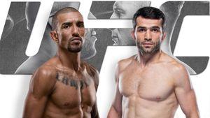 Друг Хабиба станет автором главной сенсации турнира UFC в Лас-Вегасе. Прогноз на бой Тимур Валиев— Раони Барселос