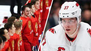 «Для меня эта команда очень дорога, верю вних». Онмог тащить Россию наМЧМ, ностал звездой НХЛ