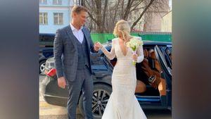 «Я хочу с ним всего!» Бывшая ведущая «Спартака» Юлия Ушакова вышла замуж