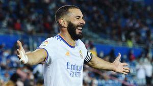 «Реал» в первом туре Ла Лиги разгромил «Алавес». Бензема оформил дубль