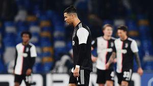 Гол Роналду неспас «Ювентус» отпоражения вматче с«Наполи»