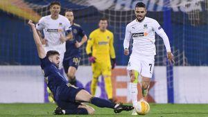«Краснодар» проиграл в Загребе и вылетел из Лиги Европы. Как это было
