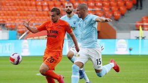 «Урал» и «Нижний Новгород» сыграли вничью во 2-м туре РПЛ