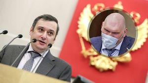 «Вам, депутатам, все можно». Валуев заступился завыступающих вГосдуме без масок