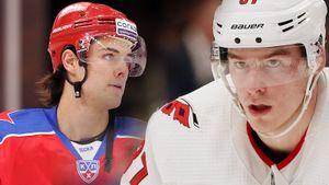 9 русских, которых выбирали первыми на драфте CHL. Филатов уже закончил, а Свечников стал звездой НХЛ