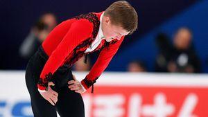 Самый талантливый русский фигурист завершил сезон из-за болезни. У него выдался кошмарный год