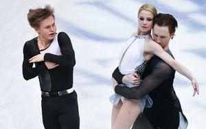 Первые русские медали, бабочка Коляды, лед в винни-пухах. Лучшие фото 2-го дня ЧМ в Японии