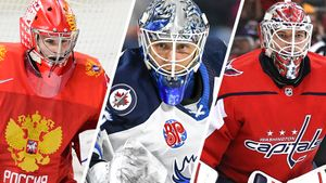 Во второй лиге Америки уже семь молодых русских вратарей. Кто-то даже дебютирует в НХЛ