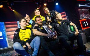 Na'Vi выиграли первый турнир по CS:GO за 14 месяцев