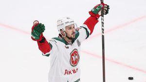 Петров: «Раньше молодым было тяжелее пробиться в большой хоккей. Таскали клюшки и баулы, это было нормально»