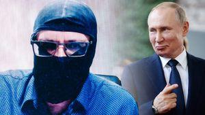 Родченков: «Путинская Россия — это позор для всего мира»