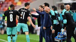 Австрия победила Северную Македонию в матче Евро-2020