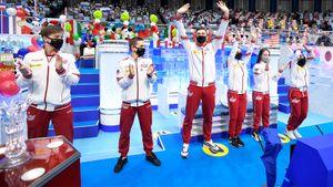 Сборная России впервые в истории выиграла командный чемпионат мира по фигурному катанию