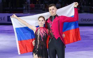 Фигуристка Мишина — о санкциях WADA: «Русских ничего не остановит»