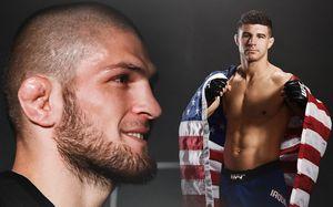 Хабиб Нурмагомедов победил Эла Яквинту и стал чемпионом UFC