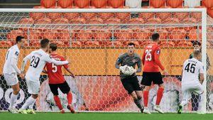 «Химки» проиграли «Саранску» в Кубке России
