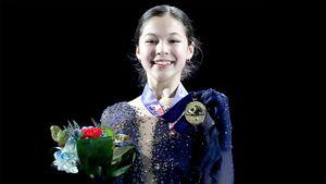 14-летняя Лью выиграла чемпионат США 2-й год подряд. Но на чемпионат мира ее снова не пустят