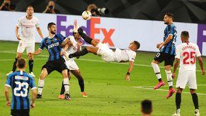 «Севилья» обыграла «Интер» и в шестой раз в истории завоевала трофей Лиги Европы. Как это было