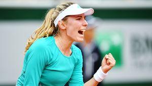 «Бывает, что теннис начинает бесить». Александрова о спорах с судьями, селфи с фанатами и Олимпиаде