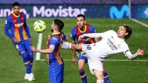 «Реал» выстоял в ураганном класико: вели 2:0, доигрывали в меньшинстве и чуть не упустили победу на 94-й минуте
