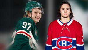Что ждет русских новичков НХЛ. Капризов в роли главной звезды «Миннесоты», Романов — уже любимчик канадцев