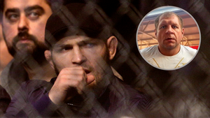Александр Емельяненко: «Хабиб в бою с Гэтжи наиболее близок к первому поражению»