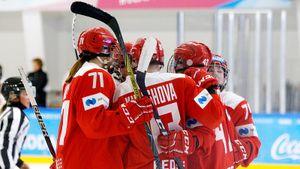 Россиянки уничтожили девушек из Америки со счетом 10:0. Мужики, учитесь!