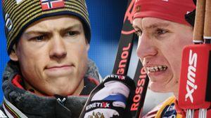 Норвежцев разозлил мем в инстаграме, где Большунов бьет по груше с лицом Клэбо. Они решили, он сделан федерацией