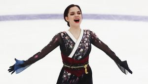 Медведева останется послом сборной России на Олимпиаде в Токио